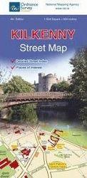 Kilkenny Street Map  1 : 7 000