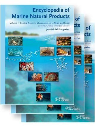 Encyclopedia of Marine Natural Products. 3 volumes