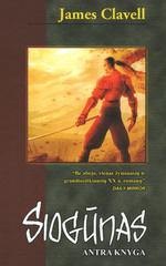 Siogūnas 2 knyga