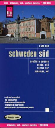 Reise Know-How Landkarte Schweden Süd 1 : 500 000