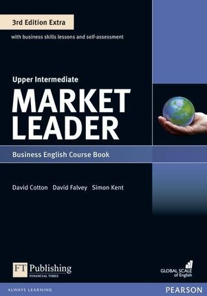 Market Leader Extra Upper Intermediate Coursebook with DVD-ROM Pack