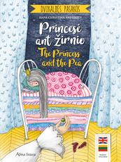 Dvikalbės pasakos. Princesė ant žirnio. The Princess and the Pea