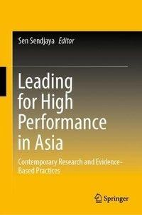 Leading for High Performance in Asia