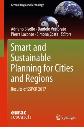 Smart and Sustainable Planning for Cities and Regions