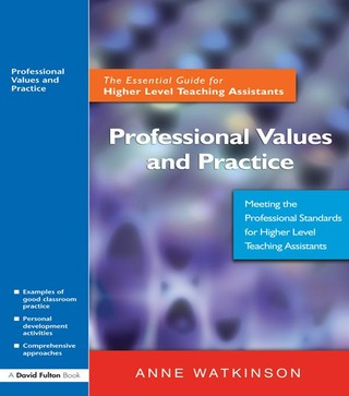 Professional Values and Practice