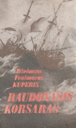 Raudonasis Korsaras