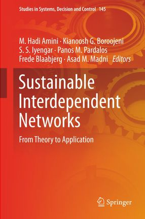 Sustainable Interdependent Networks