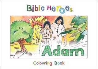 Bible Heroes Adam