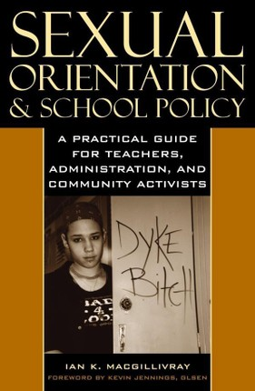 Sexual Orientation and School Policy