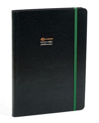 2018 m. darbo kalendorius 12 RECEPTŲ: solidaus dizaino darbo knyga su vienų geriausių Lietuvos šefų receptais. Idealus formatas, malonus liesti viršelis, patogi gumelė ir daili juostelė-skirtukas