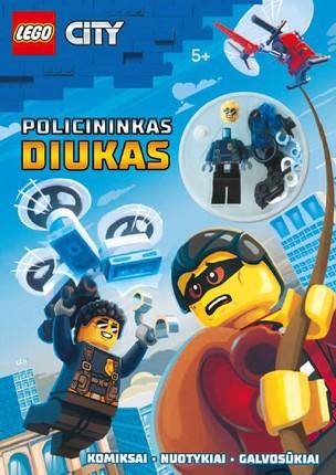 LEGO® City. Policininkas Diukas