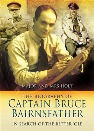 Biography of Captain Bruce Bairnsfather