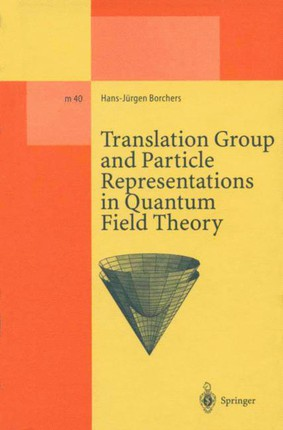 Translation Group and Particle Representations in Quantum Field Theory