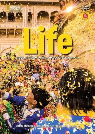 Life - Second Edition A1.2/A2.1: Elementary - Student's Book and Workbook (Combo Split Edition B) + Audio-CD + App