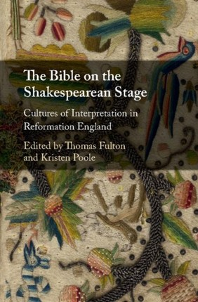 Bible on the Shakespearean Stage