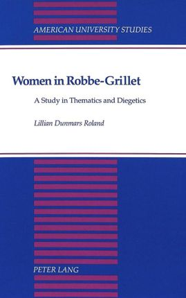 Women in Robbe-Grillet