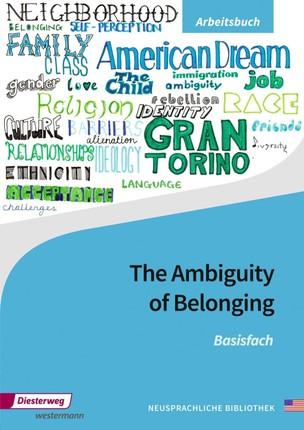 The Ambiguity of Belonging. Basisfach Arbeitsbuch
