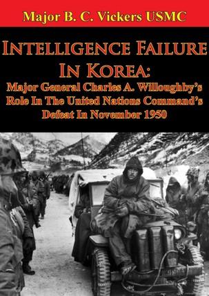 Intelligence Failure In Korea: