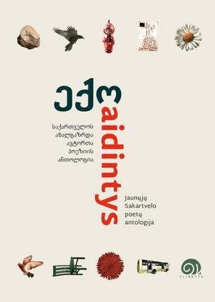 Aidintys: jaunųjų Sakartvelo poetų antologija