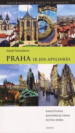 Praha ir jos apylinkės