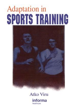 Adaptation in Sports Training