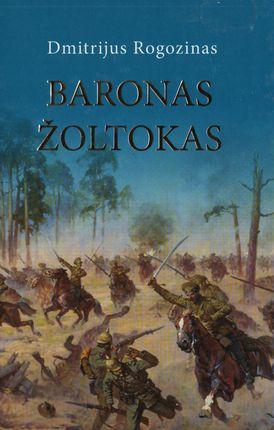 Baronas Žoltokas (knyga su defektais)