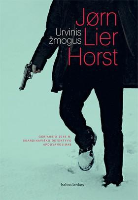 URVINIS ŽMOGUS: geriausio 2016 m. skandinaviško detektyvo apdovanojimą pelniusi knyga