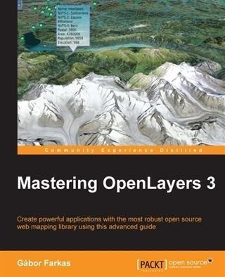 Mastering OpenLayers 3
