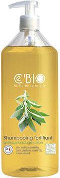 CEBIO Fortifiant stiprinamasis šampūnas, 1000ml