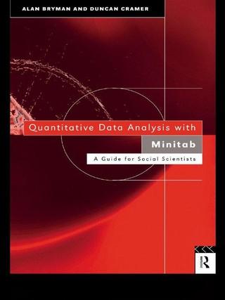 Quantitative Data Analysis with Minitab