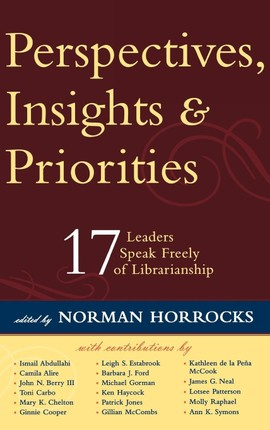 Perspectives, Insights, & Priorities