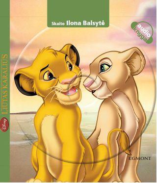 Liūtas Karalius audioknyga