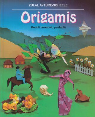 Origamis. Kerinti lankstinių paslaptis