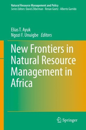 New Frontiers in Natural Resources Management in Africa