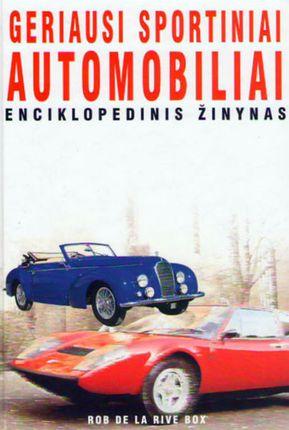 Geriausi sportiniai automobiliai. Enciklopedinis žinynas