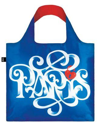 """LOQI pirkinių krepšys """"ALEX TROCHUT Paris"""""""