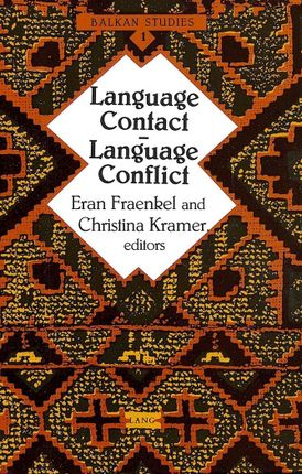 Language Contact - Language Conflict