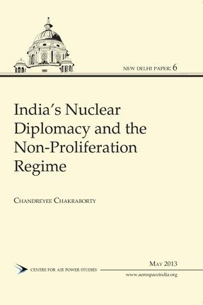 India's Nuclear diplomacy and the Non-Proliferation Regime