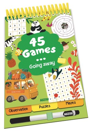 45 Games... Going away