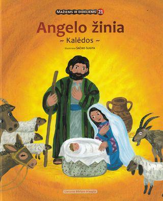 Angelo žinia: Kalėdos. 21 knyga
