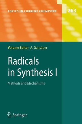 Radicals in Synthesis 1