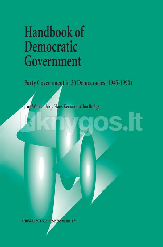 an introduction to the analysis of democratic government Litcharts assigns a color and icon to each theme in democracy in america, which you can use to track the themes throughout the work baena, victoria democracy in america chapter 53 that the opinions of democratic nations about government are naturally favorable to the concentration of power.