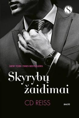 """SKYRYBŲ ŽAIDIMAI: begėdiškai atvira, intensyvi, prikaustanti, erotiška meilės istorija. Antroji knygos """"Santuokos žaidimai"""" dalis. N-18 (knyga skirta tik suaugusiesiems)"""