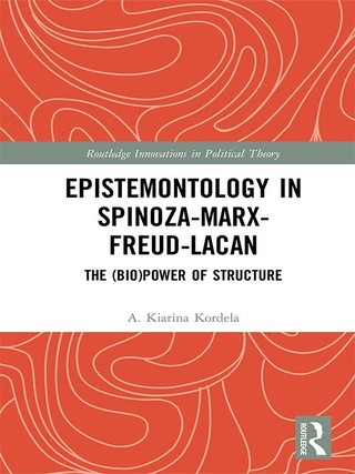Epistemontology in Spinoza-Marx-Freud-Lacan