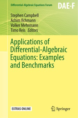 Applications of Differential-Algebraic Equations: Examples and Benchmarks