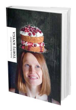 """TORTŲ KNYGA: tinklaraščio """"Sugar to Dust"""" autorės stilingų tortų receptai ir albumas, kurio kiekvieną nuotrauką norėsis pakabinti ant sienos"""