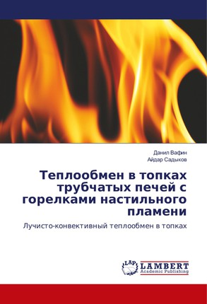 Teploobmen v topkah trubchatyh pechej s gorelkami nastil'nogo plameni