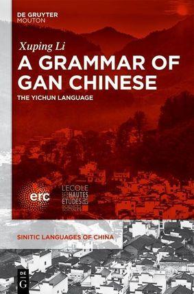 A Grammar of Gan Chinese