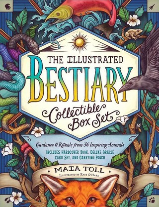 Illustrated Bestiary Collectible Box Set