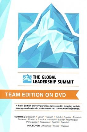 Pasaulinės lyderystės konferencija 2014 DVD